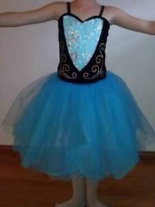 ex dance costume. Approx size range 8-10 Erskine Mandurah Area Preview