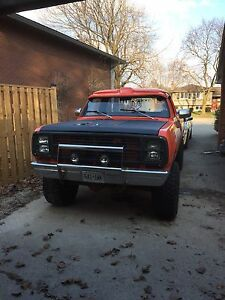 1979 Dodge Power wagon  4X4