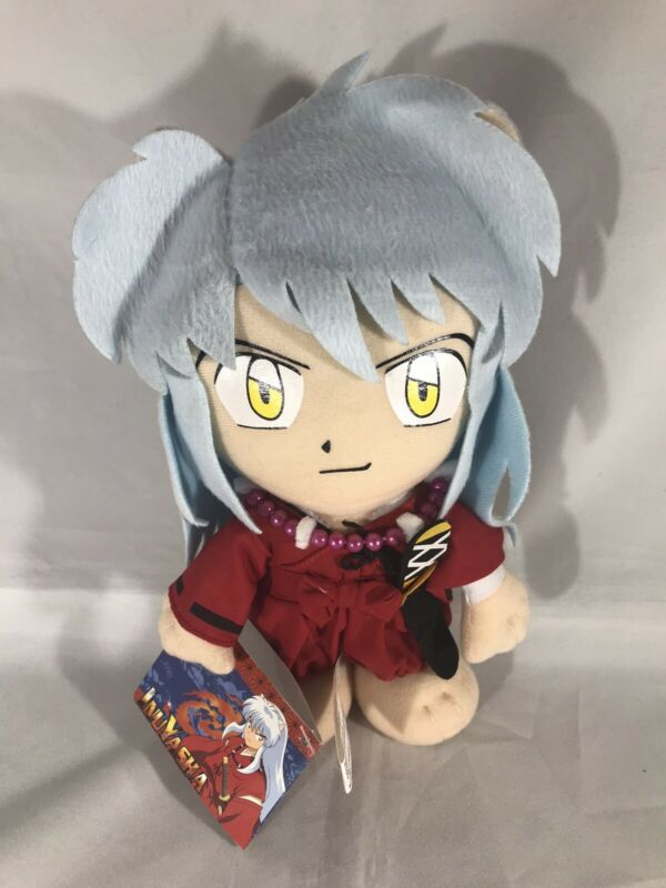 Rumiko Takahashi Inuyasha Plush New With Tag