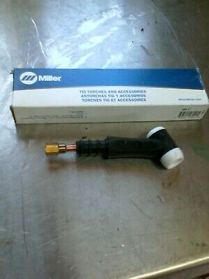 Brand New Miller Weld Craft Wp-17 150 Amp Tig Torch Body