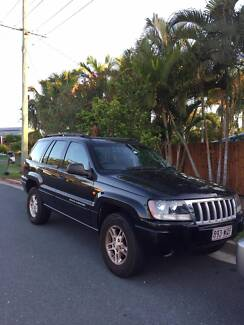 Jeep Grand Cherokee 2003 2 months rego
