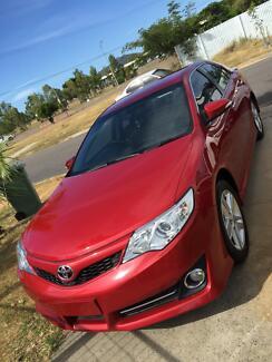 2012 Toyota Camry Atara SL sedan Auto North Ward Townsville City Preview