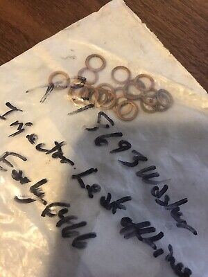 15 John Deere Original Equipment R48693 Injector Washer Usa Free 1st Class Mail