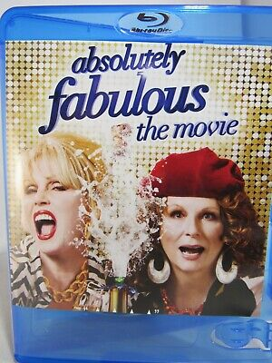 Absolutely Fabulous on Blu-ray Dubbed: French, Spanish, with free shipping