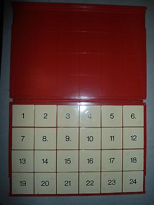 XXXX Lük , 24 er Kasten - rot , bb ,