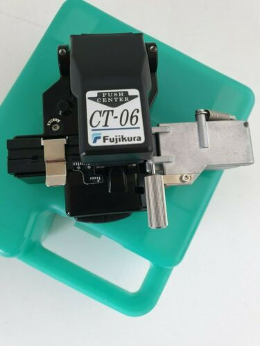 Original Fujikura CT-06 High Precision Fiber Cleaver