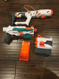 Nerf Gun Tri-Strike Blaster Like-New