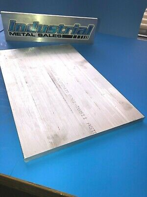 38 X 8 X 12-long 6061 T6511 Aluminum Flat Bar--.375 X 8 6061 Mill Stock