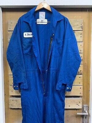 Size 46/'/' Fire Retardant Anti Static ERSKINE B//SUIT Royal Blue Box of 10