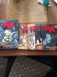 Bone by Jeff smith 1-7 $20 for 3 in 1 book and 8/single book