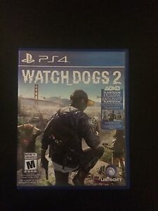 Watch Dogs Two PS4