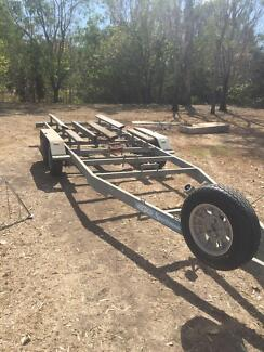 3.5 tonne redco boat trailer North Ward Townsville City Preview
