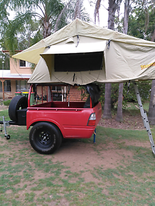 Off road roof top tents camper trailer Plainland Lockyer Valley Preview