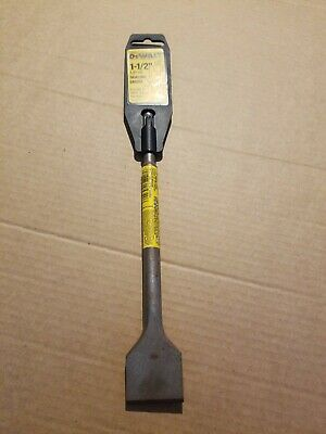 Dewalt Dw5349 10 Inch Sds Plus Scaling Chisel Bit