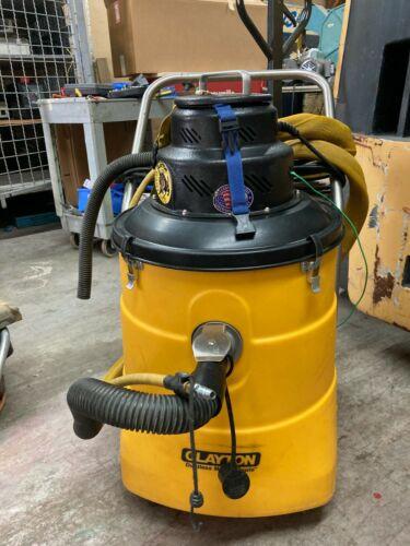 Clayton WartHog HEPA Aero Vacuum cleaner dustless sanding WH-105-0 15 gallon