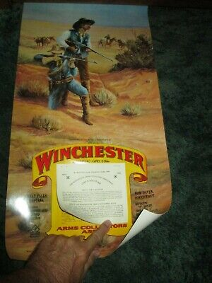Winchester Arms Collectors Association 1995 Calendar