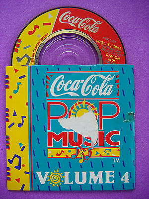 Sprout Mini (Coca-Cola Pop Music Vol 4 Mini CD: Paul Young, Prefab Sprout, Henry Lee Summer)