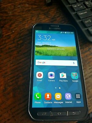Samsung Galaxy S5 Active smartphone Unlocked As Is Clean IMEI for sale  Calgary