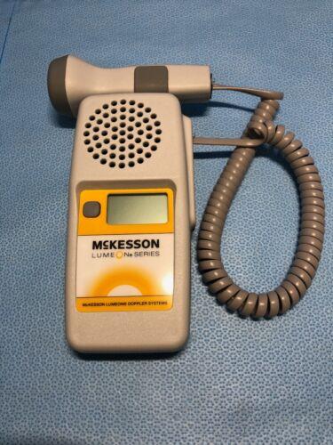Hand-Held Doppler Unit Lumeon / McKesson Obstetrical Probe 3 MHz 1 Count