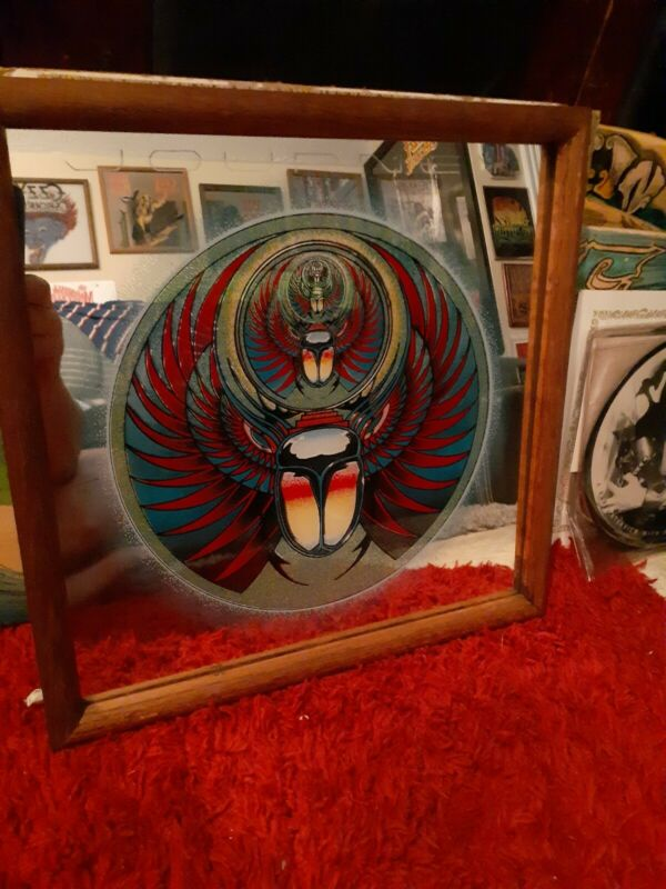 Steve Perry Journey Carnival Prize Mirror Rare