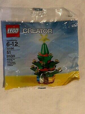 Lego Creator Christmas Tree Set #30186 (2013), Holiday Stocking Stuffer