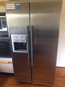 French Door Stainless Steel Fridge Diggers Rest Melton Area Preview