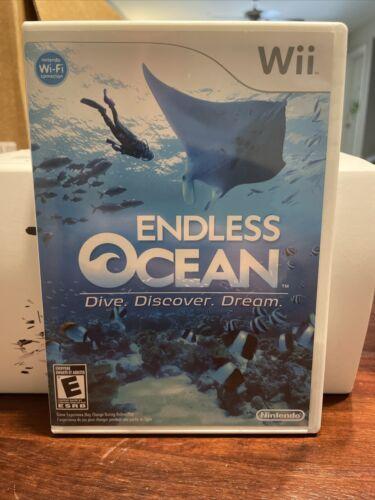 Endless Ocean Nintendo Wii, 2008  - $3.83