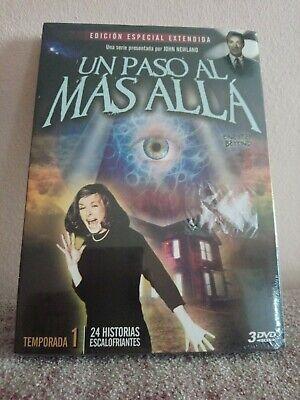 Pack 3 Dvd:Un Paso al Mas Alla.John Newland