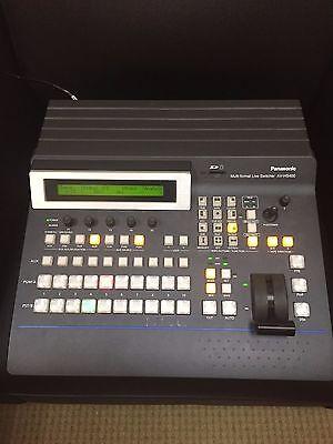 Коммутаторы и маршрутизаторы Panasonic AV-HS400 Multi
