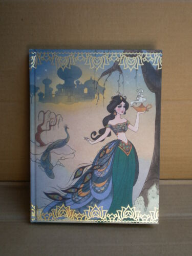 A5 Notepad Collector Limited Edition Disney Store Aladdin Jasmine Stationery