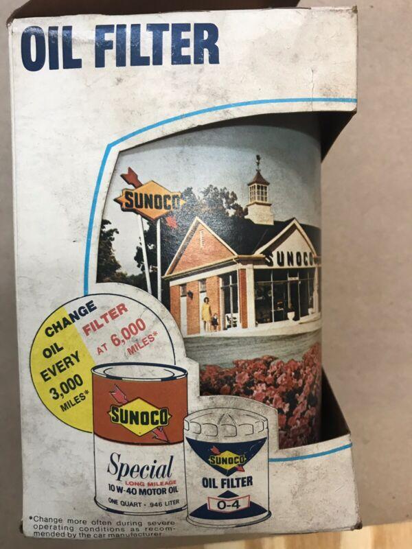 Vintage Sunoco Oil Filters (2)