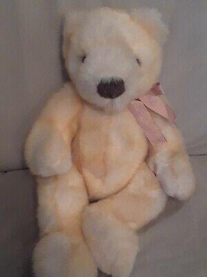 Ty Large Classics Plush Beanie Butterbeary (bear) 1999 Retired