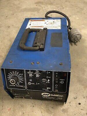 Miller Maxstar 152 Cc Dc Inverter Welding Power Source