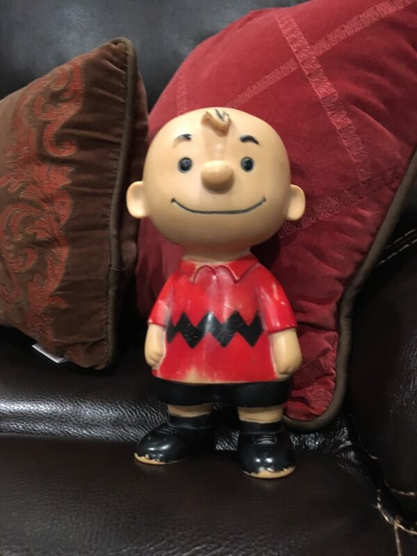 1950S Charlie Brown Vinyl Figurine