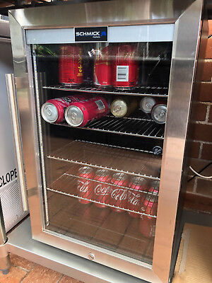 Schmick Bar Fridge Drink Fridge IN STOCK AS PICTURED PICK UP OK