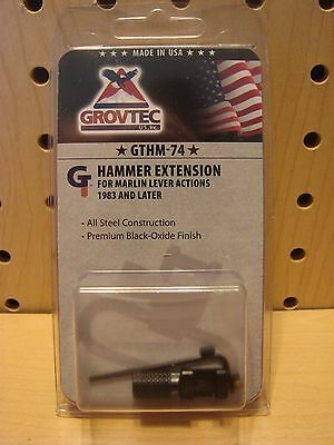 Grovtec Hammer Extension For Marlin Lever Action 1983 And Later Gthm 74 New