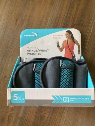 adjustable ankle wrist weights running walking 2
