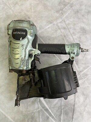 Hitachi Nv 90ags 3-12 Coil Framing Nailer