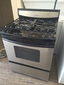 Used stoves.  Electric or gas