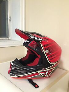 FLY RACING HELMET DOT APPROVED!