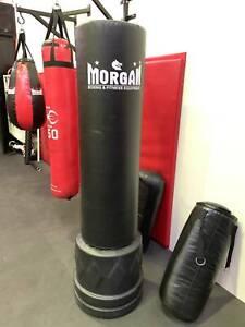 Morgan Tri-Max Free Standing Boxing Kickboxing Punchbag RRP $460