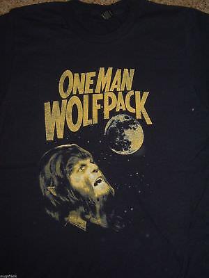 Teen Wolf One Man Wolfpack Werewolf Movie T-Shirt