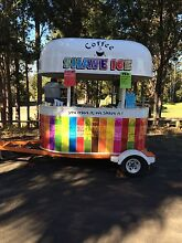 Coffee and shaved ice trailer Eumundi Noosa Area Preview