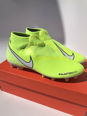 Nike Phantom Vision Academy Dynamic Fit Multi-Ground Soccer Cleat Size M 8/W 9.5