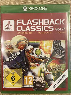 Atari Flashback Vol.2 Classics Collection Xbox One ** Brand New & Sealed...