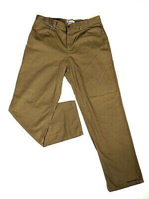 COLUMBIA PHG Performance Hunting Gear 36x32 Pants Khaki Brown Stretch