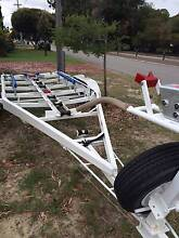 Tandem Boat Trailer - Booker Had Trailer Suit 22 ft adjustable South Perth South Perth Area Preview