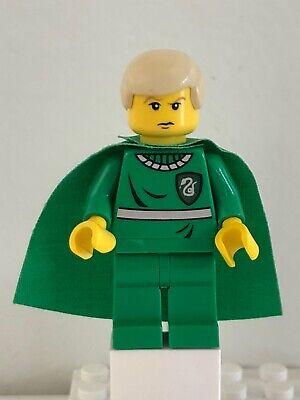 Lego Harry Potter Draco Malfoy Minifigure 4726