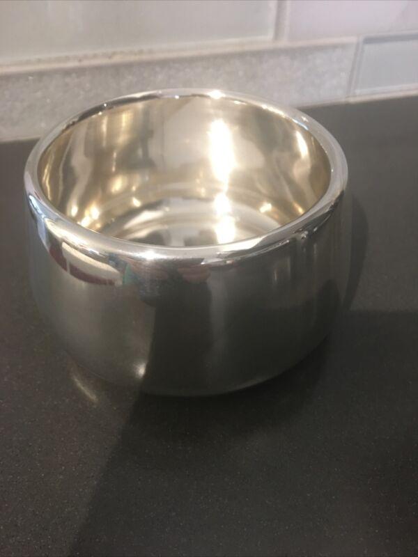 Vintage ANTON MICHELSEN Copenhagen Sterling Silver Sugar Bowl 130.92 Grams