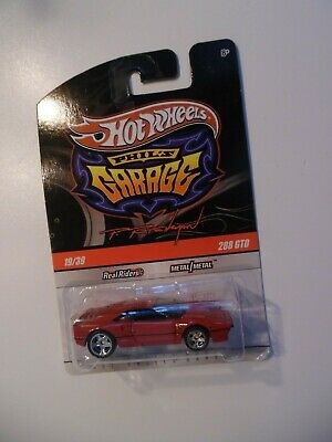 Hot Wheels Phil's Garage Ferrari 288 GTO - RARE  RED